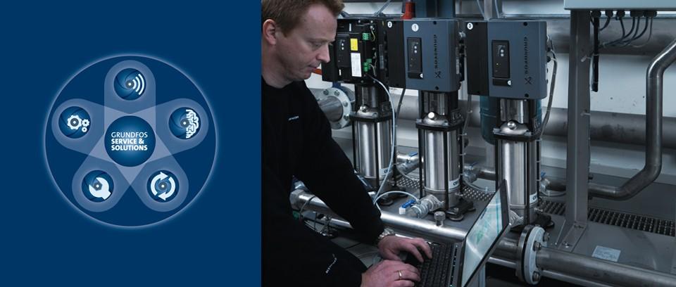 Grundfos Service Solution - Heksa Mandiri Utama