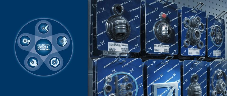 Service Kits Grundfos - Heksa Mandiri Utama