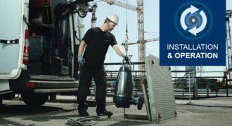 Instalation And Operation - Heksa Mandiri Utama